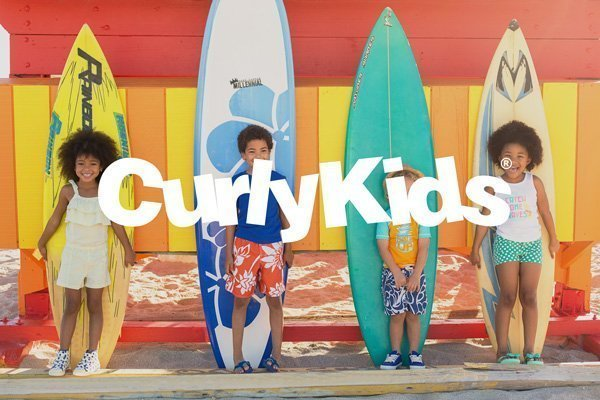 CurlyKids Hair Care - Sean Ondes - Online Marketing + WordPress Design