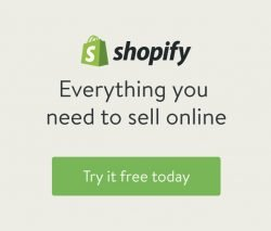 Shopify - Start Selling Online