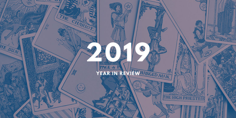 2019 Year in Review - Sean Ondes