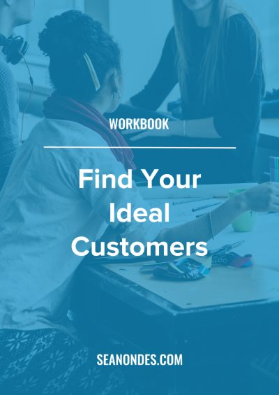 Website Workbook - Find Your Ideal Customers