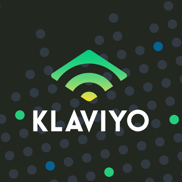 Sign up with Klaviyo
